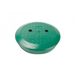 Tapa verde para arqueta 02673